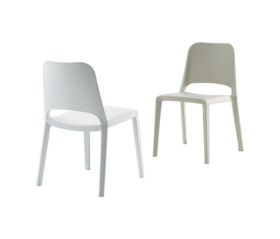 Kate | 2089 by Zanotta | Visitors chairs / Side chairs