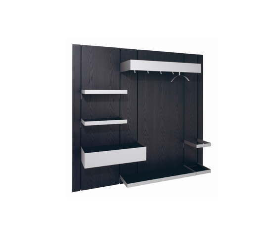 PANEL System programme by Schönbuch | Built-in wardrobes