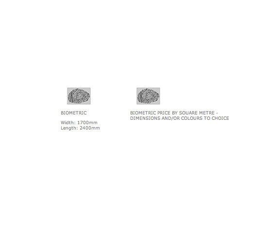 Biometric von Ligne Roset | Formatteppiche / Designerteppiche