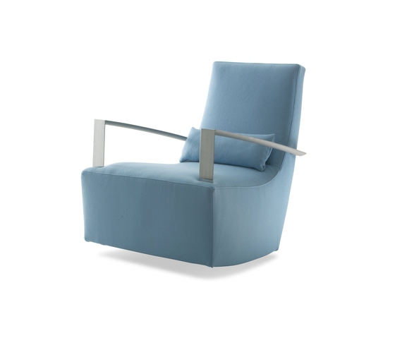 Neo rocking armchair by Ligne Roset | Armchairs