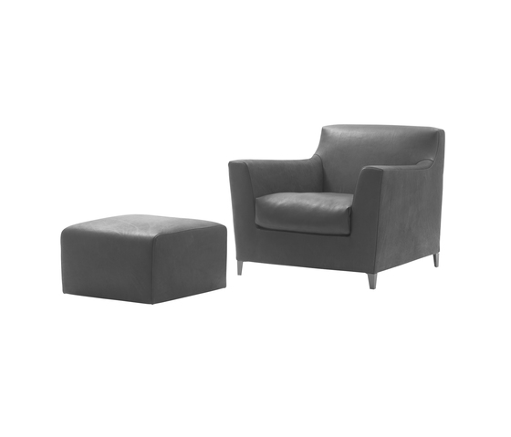 Rive Droite armchair by Ligne Roset | Armchairs
