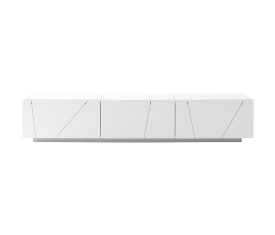 Lines sideboard by Ligne Roset | Sideboards