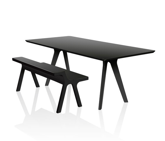 Step Table by GAEAforms | Restaurant tables
