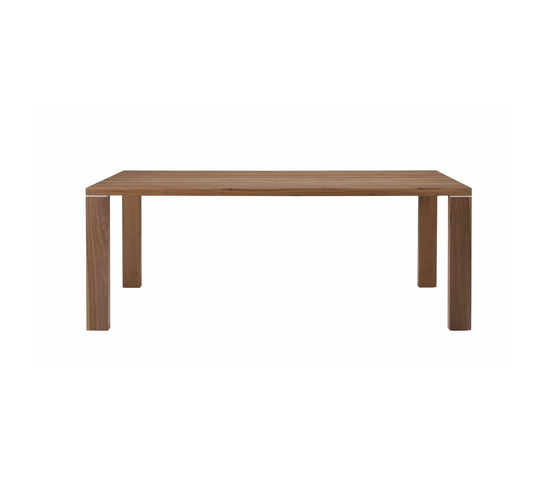 Dedicato dining table by Ligne Roset | Dining tables