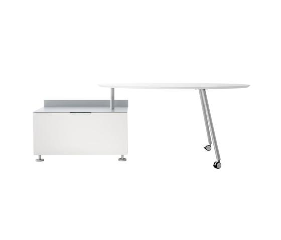 Everywhere Schreibtisch von Ligne Roset | Schreibtische