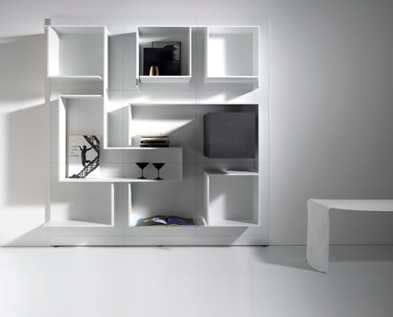 shelving systems storage shelving vita mdf italia. Black Bedroom Furniture Sets. Home Design Ideas