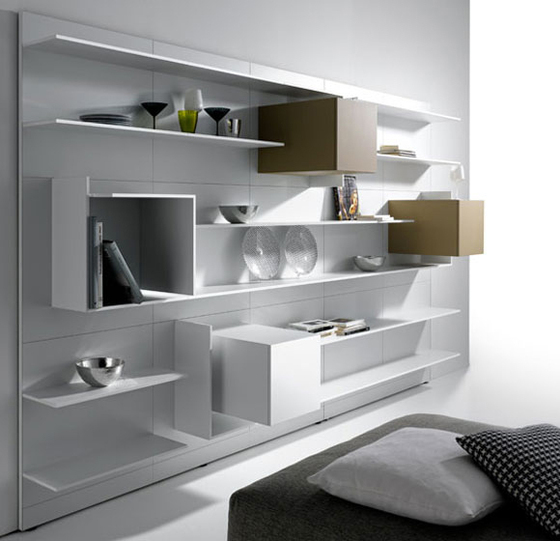 Vita by MDF Italia | Shelves