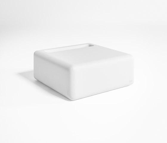 356 Tavolino Poltroncina di GANDIABLASCO | Tavoli bassi da giardino