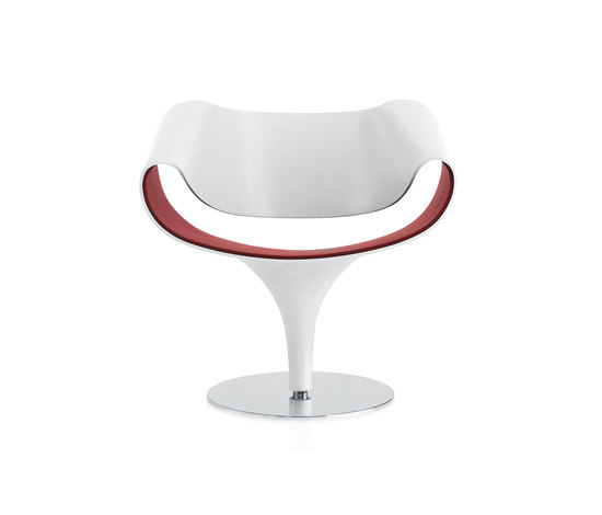 Perillo|  Lounge chair by Züco | Visitors chairs / Side chairs