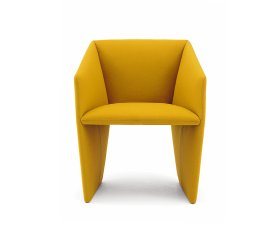 Cuvert by COR | Visitors chairs / Side chairs