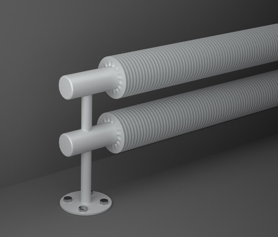 MEINERTZ Finned Tube 2LR by MEINERTZ | Radiators