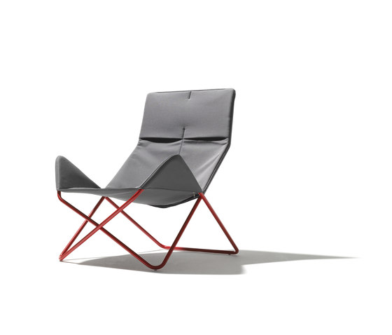 In-Out lounge chair de Lampert | Sillones de jardín