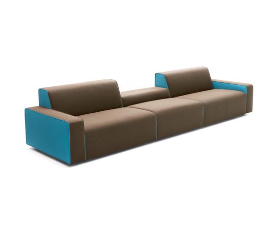 Kelp by COR | Lounge sofas