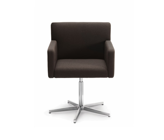 Quant by COR | Visitors chairs / Side chairs