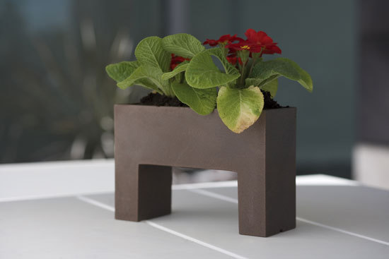 Nano Muro by Vondom | Flowerpots / Planters