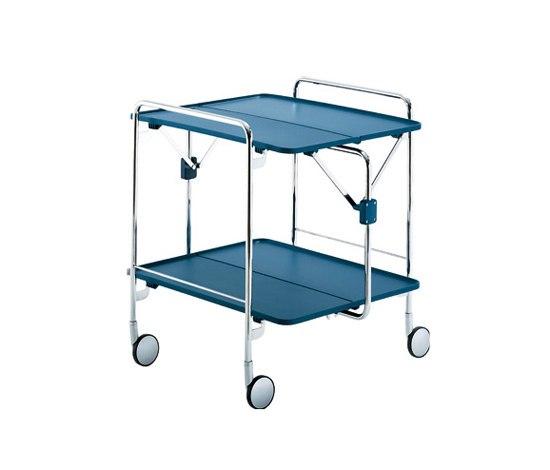 Servoquattro by Segis | Tea-trolleys / Bar-trolleys