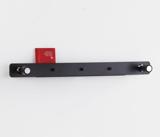 TWIN by MOX | Hook rails