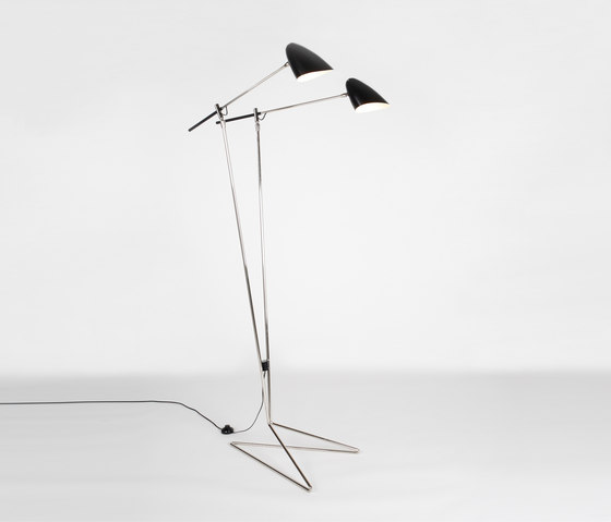 Doublepod No 305 by David Weeks Studio | Free-standing lights