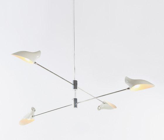 Cross Cable No 407 di David Weeks Studio | Illuminazione generale