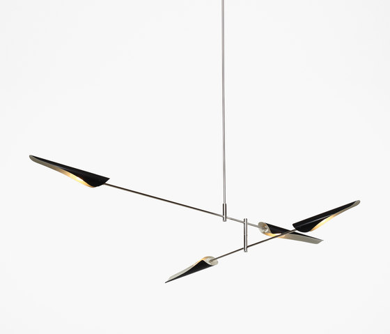 Sarus No 428 by David Weeks Studio | Suspended lights