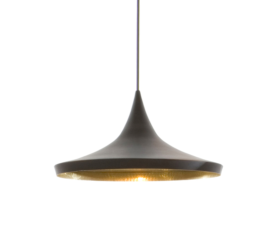 Beat Wide Black by Tom Dixon | General lighting