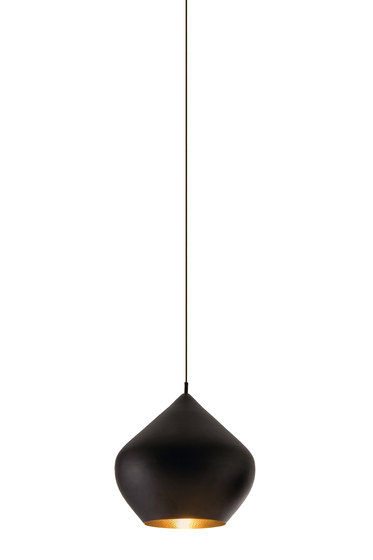 Beat Stout Pendant Black de Tom Dixon | Iluminación general
