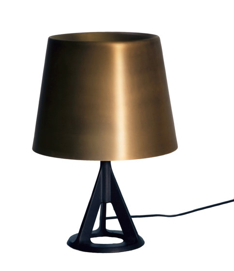 Base Table Light Brass by Tom Dixon | General lighting