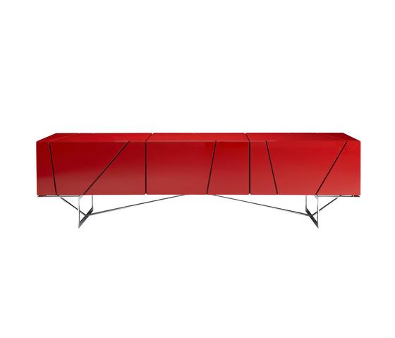Lines sideboard by Ligne Roset | Sideboards