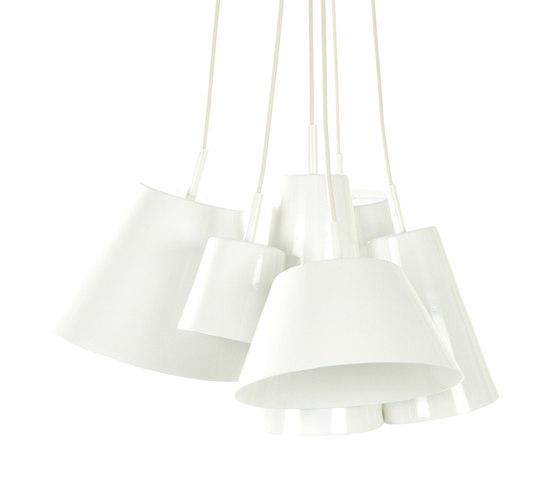 Flowers white by Hüttners | General lighting
