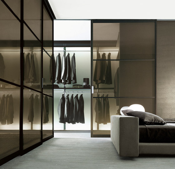 Dress Bold by Rimadesio | Walk-in wardrobes