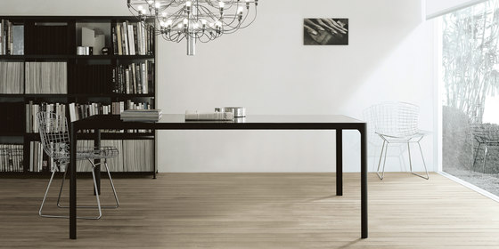 Flat by Rimadesio | Dining tables