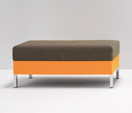 cushion bench b3 by performa | Shoe cabinets / racks