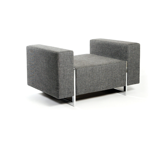 Box Sofa System by Inno | Ottomans