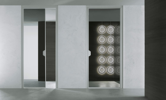 Ghost de Rimadesio | Glass room doors