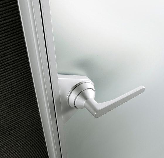 Ghost di Rimadesio | Glass room doors