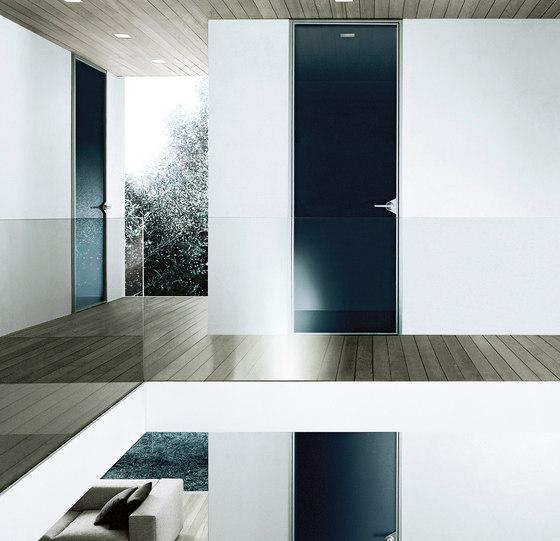 Ghost slim de Rimadesio | Glass room doors
