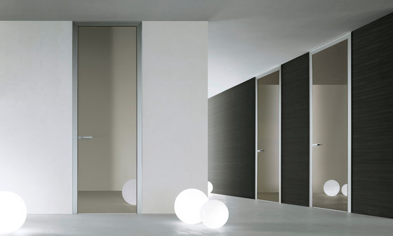 Link+ by Rimadesio | Glass room doors