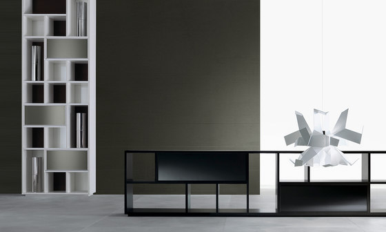 Opus by Rimadesio | Shelves