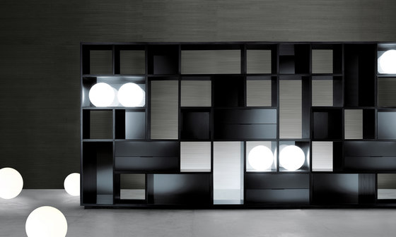 Opus by Rimadesio | Room dividers