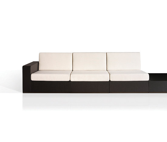 Mood sofa by Bivaq | Garden sofas