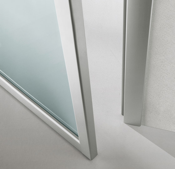 Quadrante di Rimadesio | Glass room doors