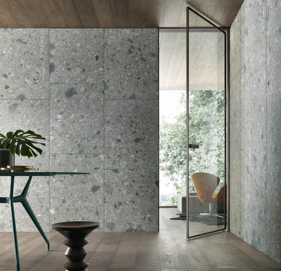 Vela by Rimadesio | Glass room doors