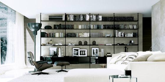 Zenit libreria by Rimadesio | Shelving