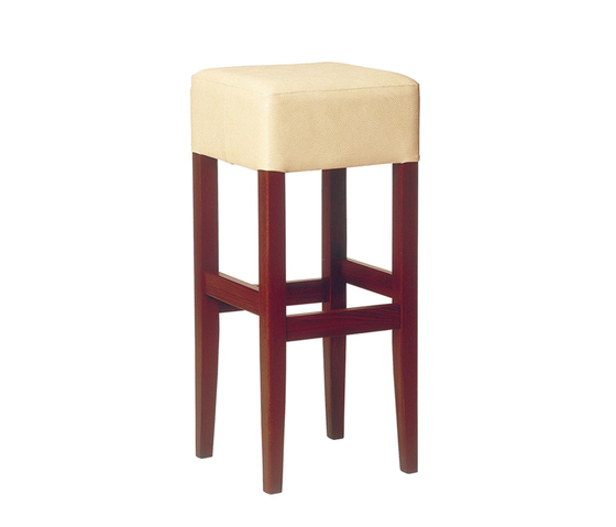 Barista barstool upholstered by TON | Bar stools