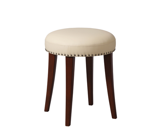 Barista stool upholstered by TON | Stools