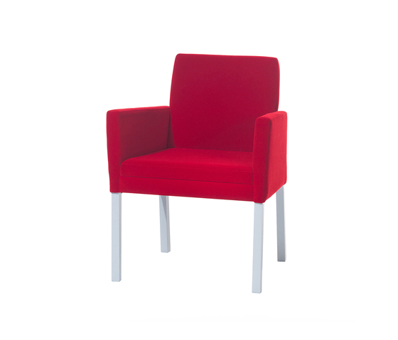 Nancy chair by TON | Visitors chairs / Side chairs
