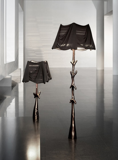 Muletas and Cajones Lamps Black Label di BD Barcelona | Illuminazione generale