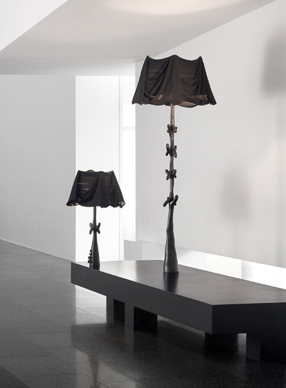 Muletas and Cajones Lamps Black Label by BD Barcelona | General lighting