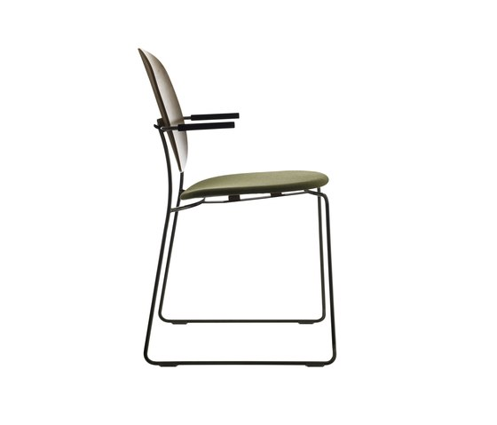 Olive armchair by Swedese | Visitors chairs / Side chairs