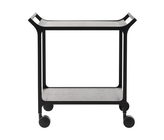 Teatime tea trolley de Swedese | Carritos de servicio / Carritos de bar